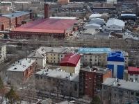Yekaterinburg, Selkorovskaya st, house 10А. Apartment house