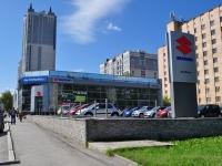 Yekaterinburg, st Selkorovskaya, house 22. automobile dealership