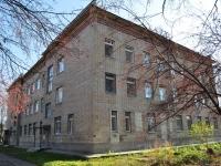 Yekaterinburg, Musorgsky st, house 2. polyclinic