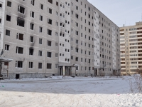Yekaterinburg, Musorgsky st, house 6. vacant building
