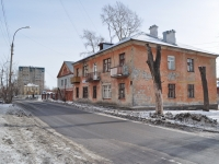 Yekaterinburg, Musorgsky st, house 13. Apartment house