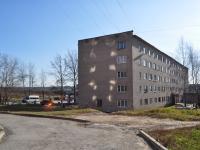 Yekaterinburg, Okruzhnaya st, house 2. hostel