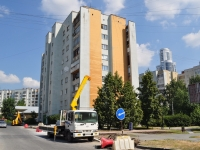 Yekaterinburg, Anton Valek st, house 18. Apartment house