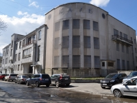 Екатеринбург, улица Антона Валека, дом 7. офисное здание