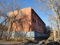 Yekaterinburg, Monterskaya st, house 3А. office building