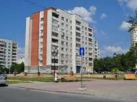 Yekaterinburg, Marshal Zhukov st, house 7. Apartment house