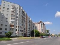 Екатеринбург, улица Маршала Жукова, дом 11. многоквартирный дом