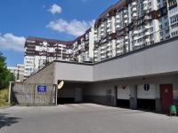 Екатеринбург, улица Маршала Жукова, дом 13. многоквартирный дом