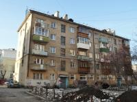 Yekaterinburg, Sakko i Vantsetti st, house 35. Apartment house