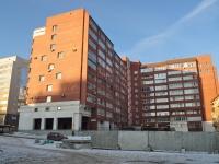 叶卡捷琳堡市, Sakko i Vantsetti st, 房屋 105/1. 公寓楼