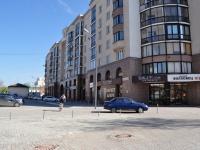 叶卡捷琳堡市, Sakko i Vantsetti st, 房屋 47. 公寓楼