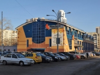 Yekaterinburg, Shejnkmana st, house 21. sports club