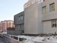 Yekaterinburg, Shejnkmana st, house 73. polyclinic
