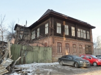 Yekaterinburg, Shejnkmana st, house 78. Apartment house