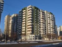 Yekaterinburg, Shejnkmana st, house 128. Apartment house