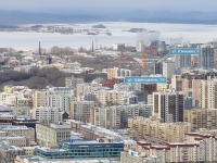 Екатеринбург, улица Шейнкмана, дом 19. многоквартирный дом