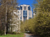 Yekaterinburg, Shejnkmana st, house 121. Apartment house
