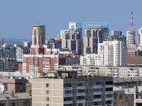 Екатеринбург, улица Шейнкмана, дом 121. многоквартирный дом