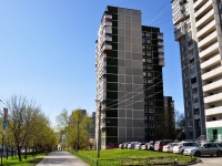 Yekaterinburg, Shejnkmana st, house 122. Apartment house