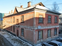neighbour house: st. Moskovskaya, house 26А/1. Apartment house
