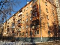 Yekaterinburg, Moskovskaya st, house 76А. Apartment house