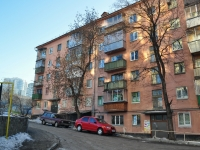 Yekaterinburg, Moskovskaya st, house 76. Apartment house