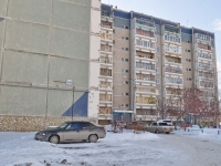 Yekaterinburg, Moskovskaya st, house 214/2. Apartment house