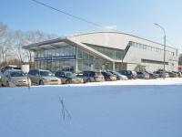 叶卡捷琳堡市, Moskovskaya st, 房屋 214А. 汽车销售中心