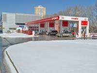 Yekaterinburg, Moskovskaya st, house 216Б. fuel filling station