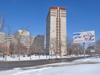 Yekaterinburg, Moskovskaya st, house 216. Apartment house
