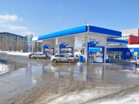 Yekaterinburg, Moskovskaya st, house 283. fuel filling station