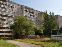 Yekaterinburg, Moskovskaya st, house 212/1. Apartment house