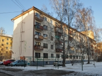 Yekaterinburg, Posadskaya st, house 41. Apartment house