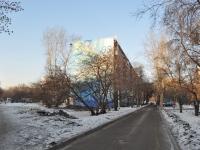 Екатеринбург, улица Посадская, дом 63. многоквартирный дом