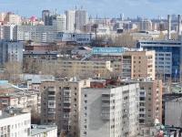 Екатеринбург, улица Посадская, дом 21. многофункциональное здание