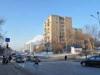 Yekaterinburg, Gurzufskaya st, house 20. Apartment house