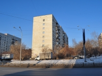 Yekaterinburg, Gurzufskaya st, house 34. Apartment house