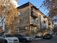 Yekaterinburg, Gurzufskaya st, house 49. Apartment house