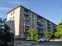 neighbour house: st. Gurzufskaya, house 9А. Apartment house