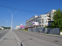Yekaterinburg, Gurzufskaya st, house 48. office building