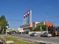 Екатеринбург, хозяйственный корпус котельная, улица Гурзуфская, дом 40А