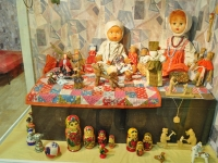 Yekaterinburg, museum Страна чудес, музей кукол и детской книги, Proletarskaya st, house 16