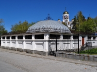 Екатеринбург, улица Пролетарская, дом 14. неиспользуемое здание