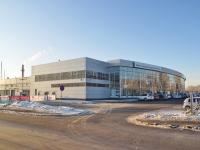 叶卡捷琳堡市, 汽车销售中心 Тойота Центр Екатеринбург Восток, Sibirsky trakt st, 房屋 24Б