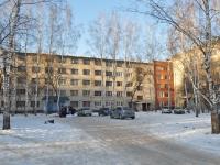 Yekaterinburg, hostel УГЛТУ, Уральского государственного лесотехнического университета, №5, Sibirsky trakt st, house 31Г