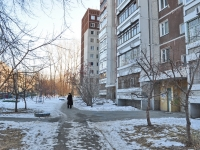 Yekaterinburg, Sibirsky trakt st, house 33А. Apartment house