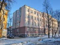 neighbour house: st. Sibirsky trakt, house 37/5. university УГЛТУ, Уральский государственный лесотехнический университет