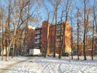 Yekaterinburg, Sibirsky trakt st, house 39А. Apartment house