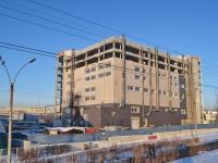 Yekaterinburg, Sibirsky trakt st, building under construction