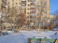 Yekaterinburg, Azina st, house 59. Apartment house